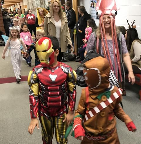 Kids halloween activities - Photo #46
