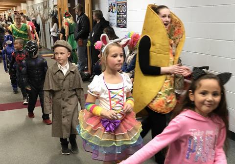 Kids halloween activities - Photo #47