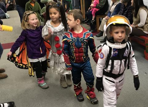 Kids halloween activities - Photo #52