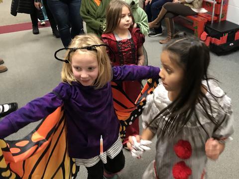 Kids halloween activities - Photo #53