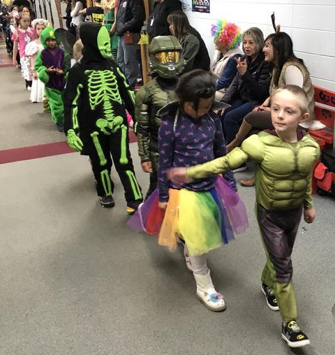 Kids halloween activities - Photo #55