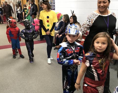 Kids halloween activities - Photo #58