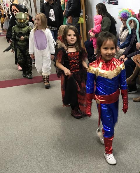 Kids halloween activities - Photo #62