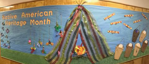 Native American art work - Photo #2