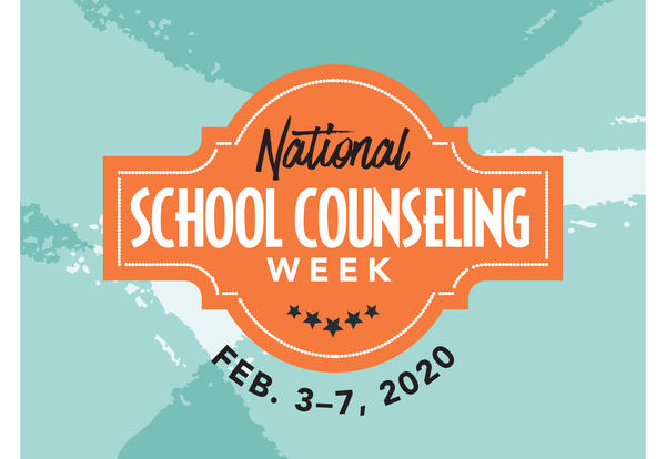 Clipart of National Counseling School Week