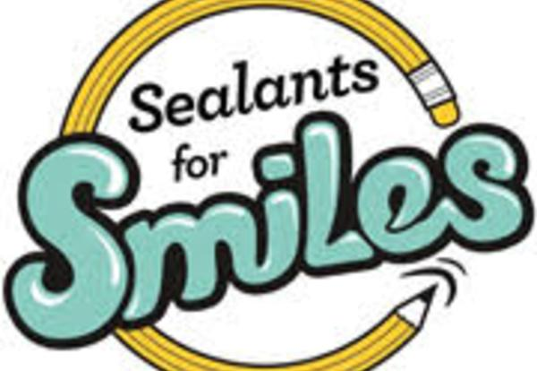 Image of sealants for smiles flyer