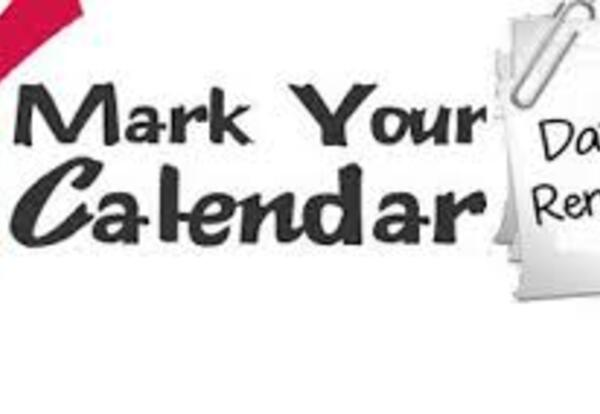 Important end of the year dates to remember