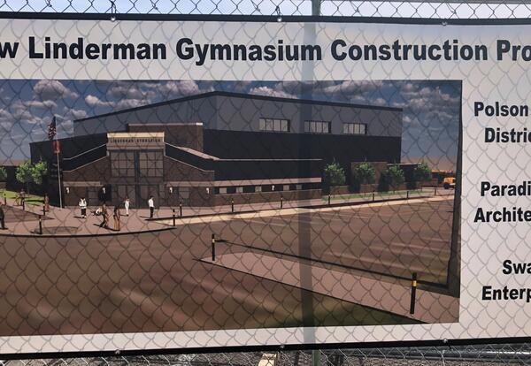 Image of Linderman Gym rendering