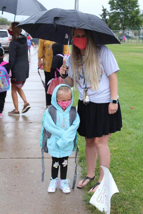 Kindergarten, First Day - Photo #10