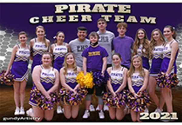 Pirate Cheer Team