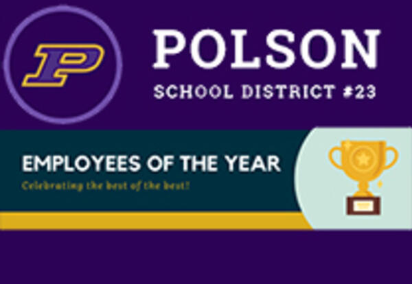 District Employees of the Year