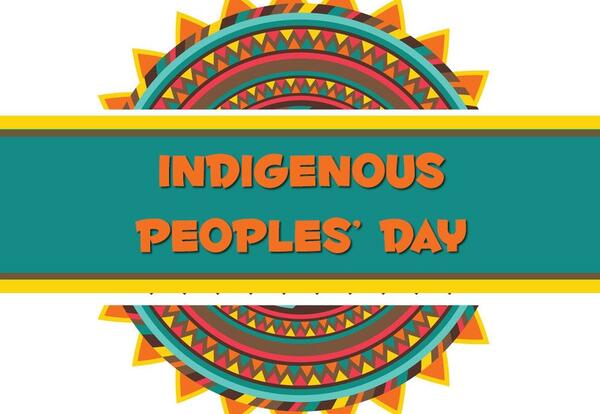 Indigenous Peoples' Day clipart