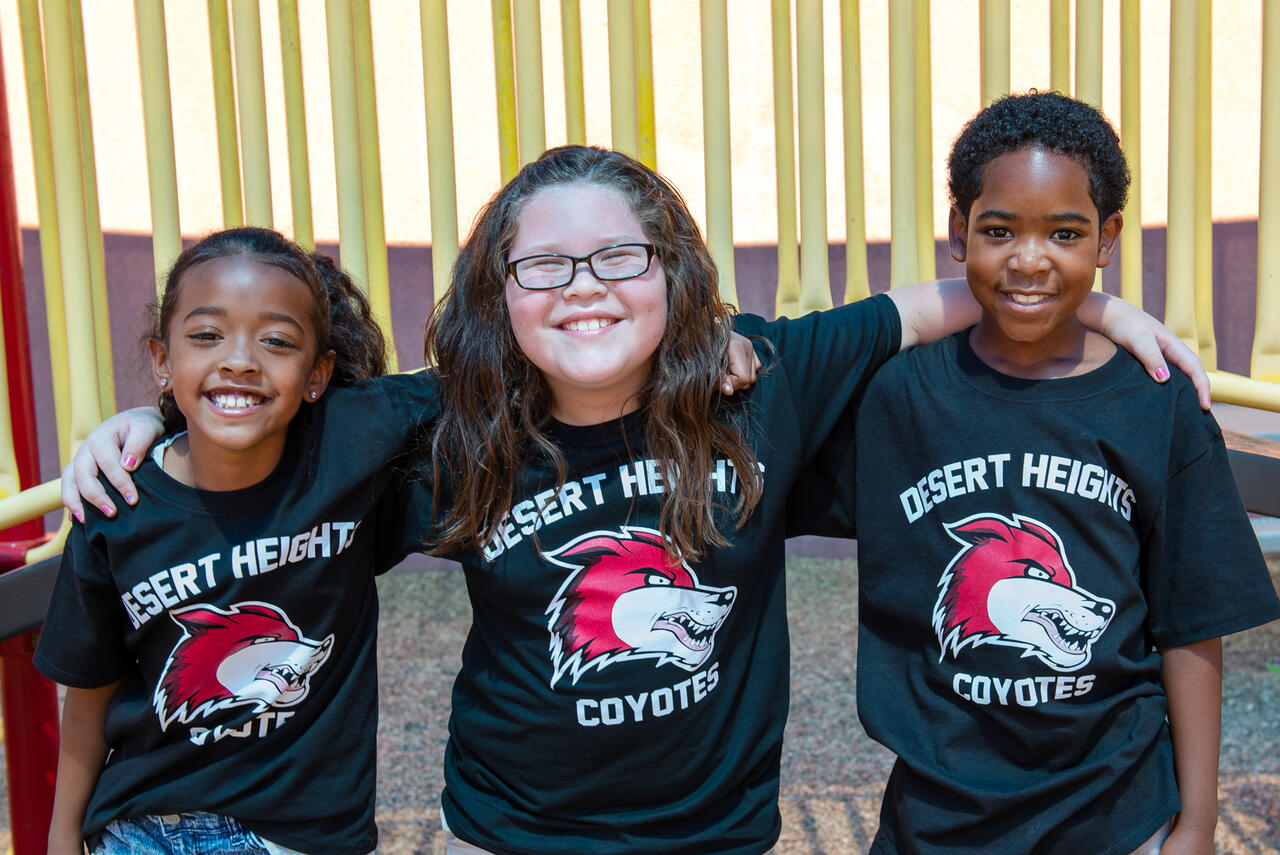 Desert Heights Charter Schools Feels Like Family