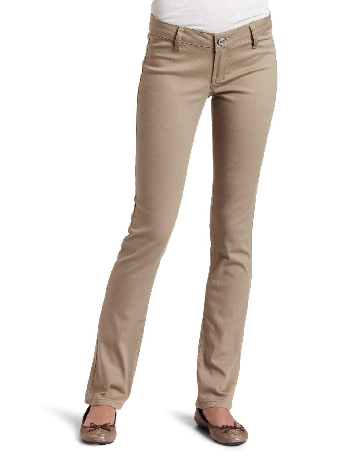 Girls tan pants