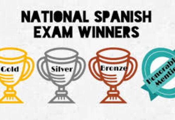 Desert Heights National Spanish Exam Recognition