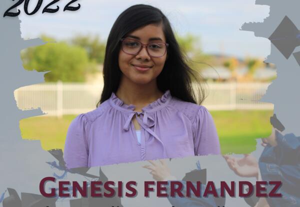 Congratulations Genesis!!
