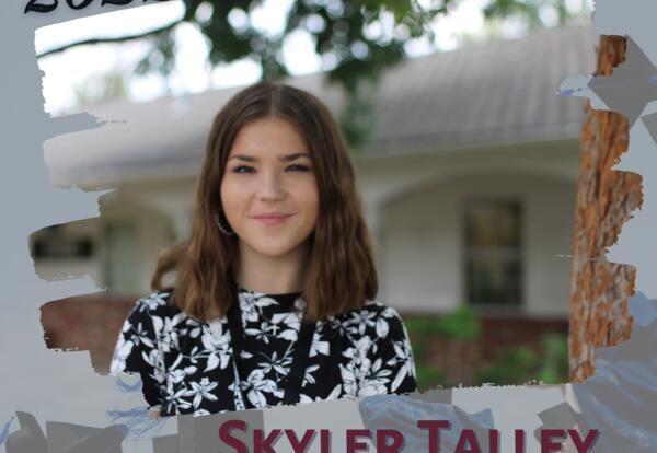 Congratulations Skyler!