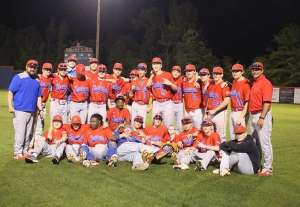 Baseball State Champions 2019