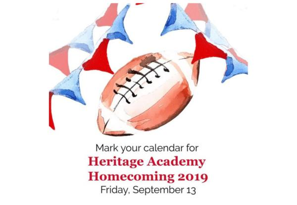 Join us for Homecoming!
