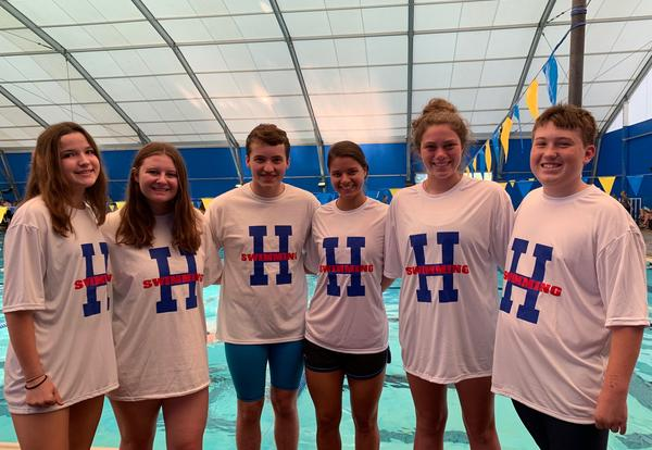Swim Team has Great Showing at MAIS Overall Swim Meet