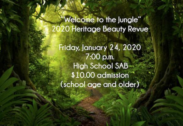 beauty revue