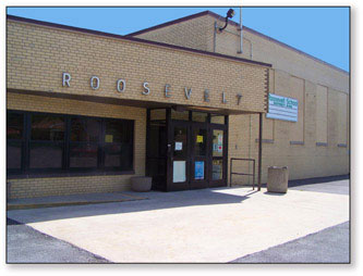 Roosevelt Elementary School - Front Photo