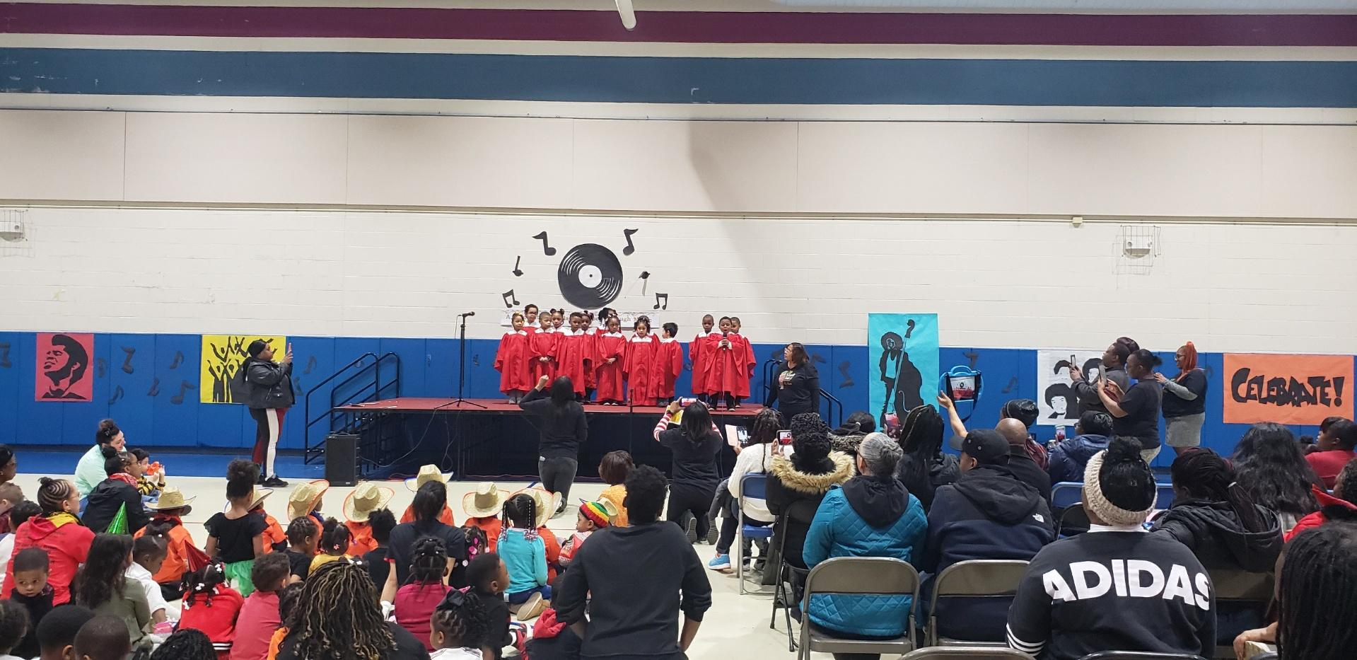 ECC Students Celebrate Black History