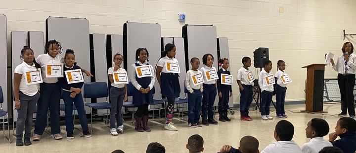 Spelling Bee Participants
