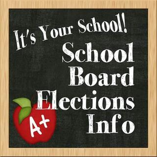 Vote for school board members