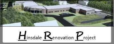 Link to Hinsdale Renovation Project and Photo