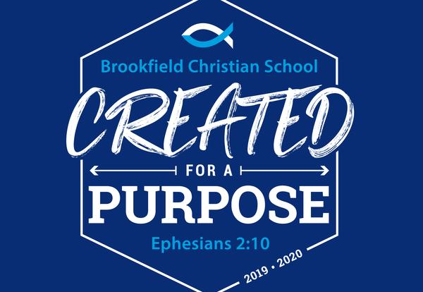 Created for a Purpose Logo