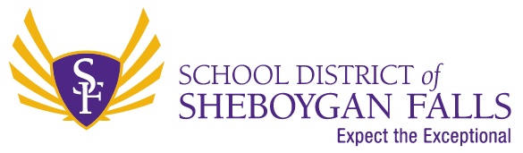 School District of Sheboygan Falls logo