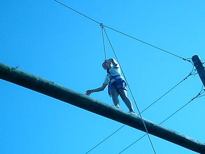 Ropes Challenge Program Photo #3