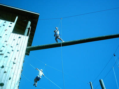 Ropes Challenge Program Photo #4