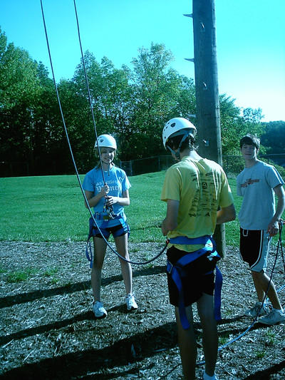 Ropes Challenge Program Photo #6
