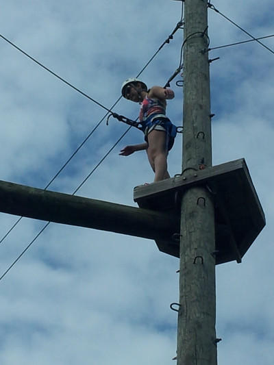 Ropes Challenge Program Photo #10