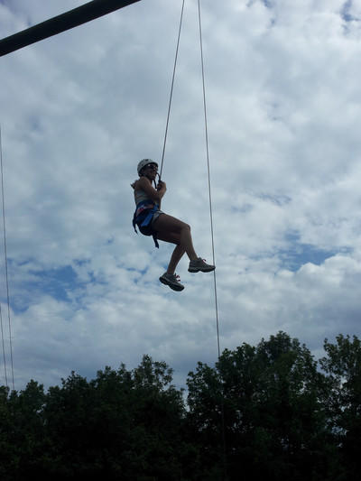Ropes Challenge Program Photo #12