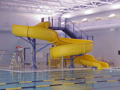 Water Slide Photo #1