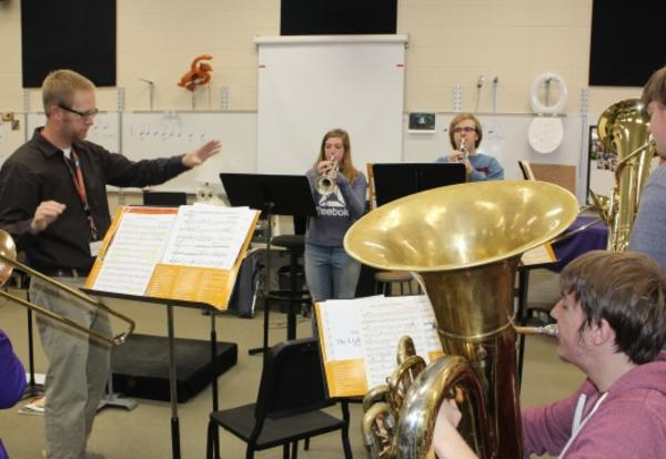 Students Prepare to Shine at State Music Festival
