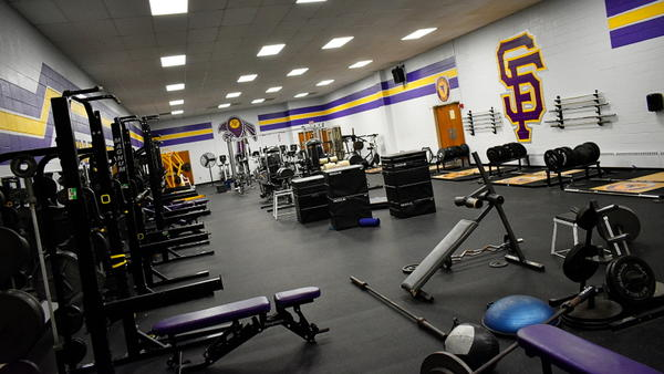 Recreation Department - Weight room photo