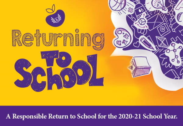 SDSF Releases Plan for Responsible Return to School
