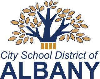 CSD of Albany - Primary Logo