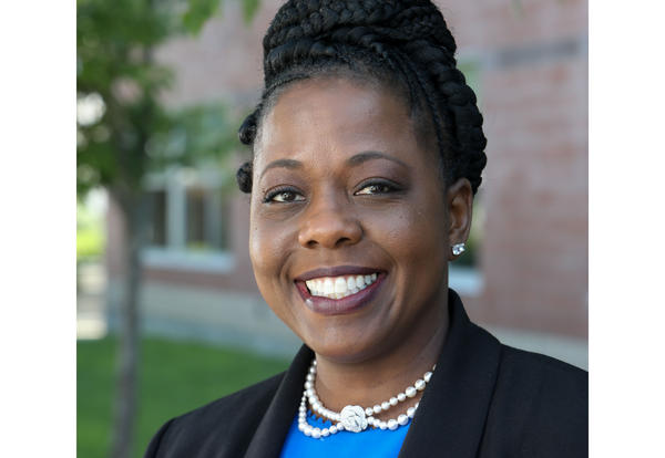 Photo of Superintendent Kaweeda Adams