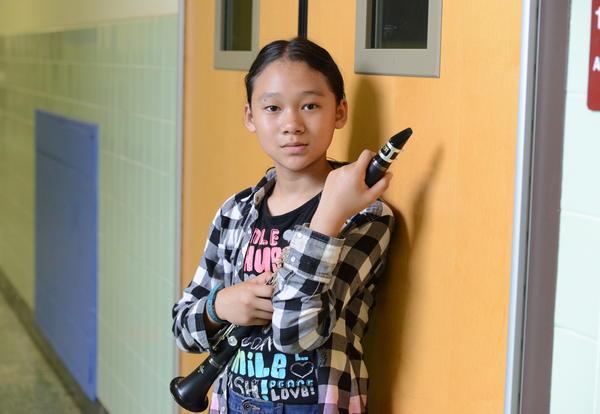 Giffen calendar student Htoo Blah Wah
