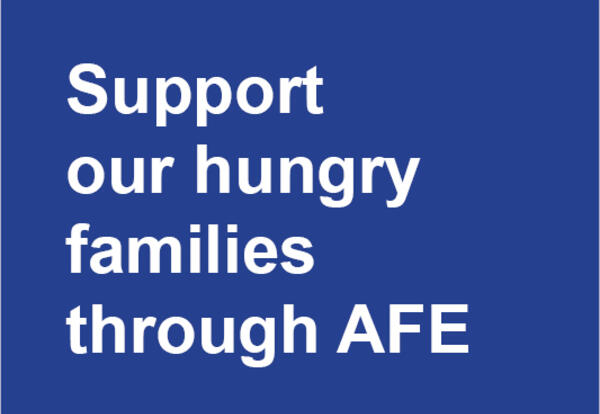 Help AFE feed hungry families