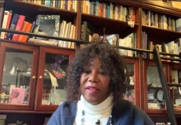 Ruby Bridges visits SPA via Zoom.