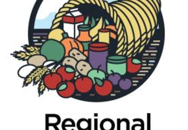 Regional Food Bank of NENY logo.