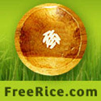 Graphical image from the Free Rice website