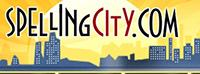 Graphical depiction of the Spelling City website logo
