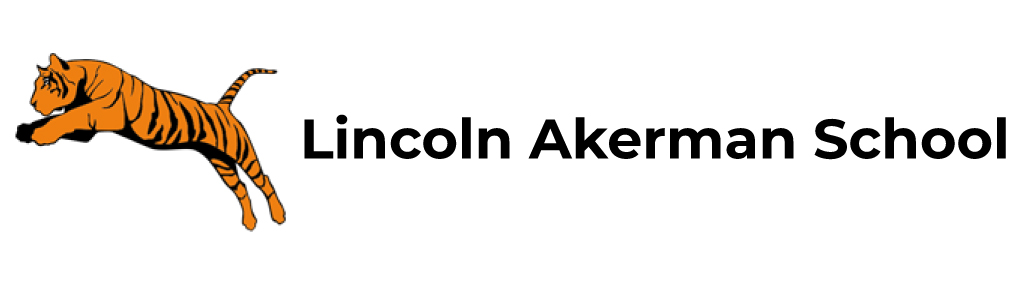 Lincoln Akerman School Website Logo